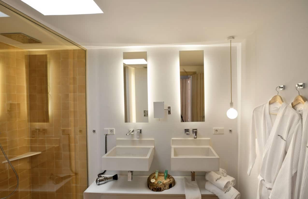 AZULAZULETE · Arquitectura e Interiorismo – Aparthotel Paraíso Formentera