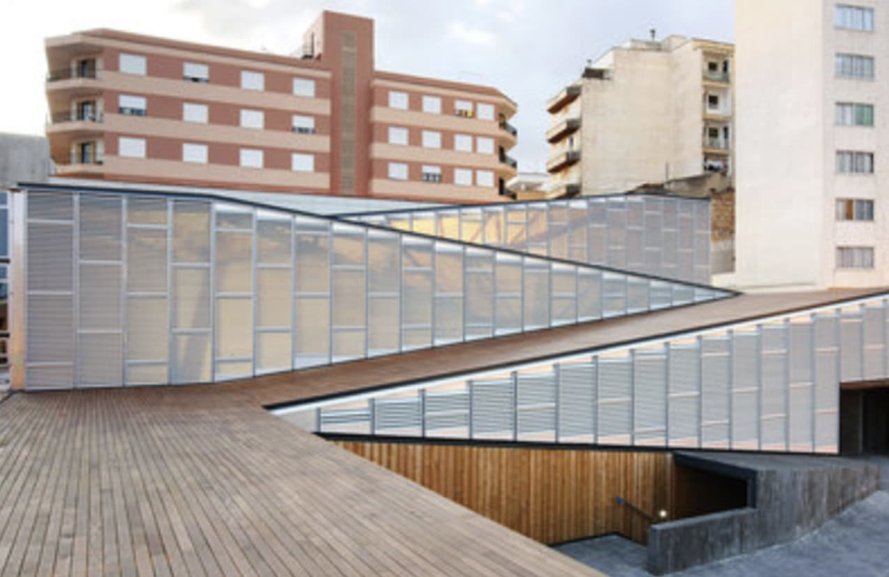 AZULAZULETE · Arquitectura e Interiorismo – Mercado de Inca, Mallorca