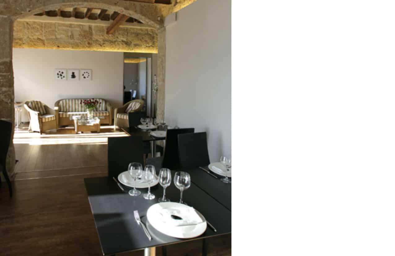 AZULAZULETE · Arquitectura e Interiorismo – Restaurante Roca mar, Portixol, Mallorca
